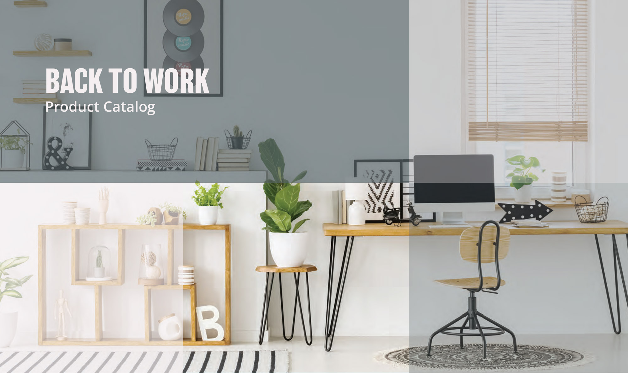 Back to Work Product Catalog
