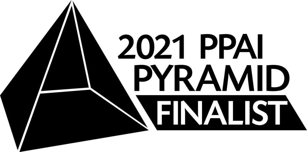 2021 PPAI Pyramid Finalist Logo