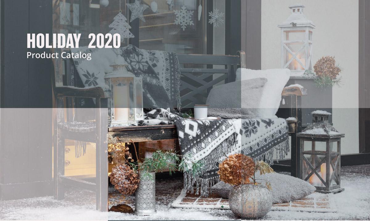 Holiday 2020 Product Catalog