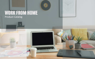 Work From Home Product Catalog